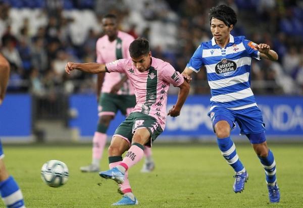 El Betis tiene una carrera particular por retornar a los primeros planos con un ojo puesto en el Sevilla. (Foto: Prensa Real Betis)