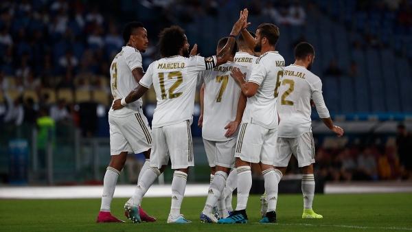 Un colectivo creíble: ese es el reto de Zidane en su retorno al banquillo del Real Madrid, más allá de las dudas de la pretemporada. (Foto: Prensa Real Madrid)