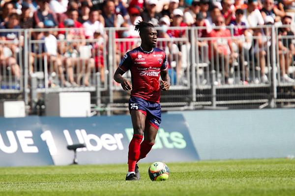 Mendy, una incorporación entre comillas para un club como el Clermont que no compra futbolistas. (Foto: AFP)