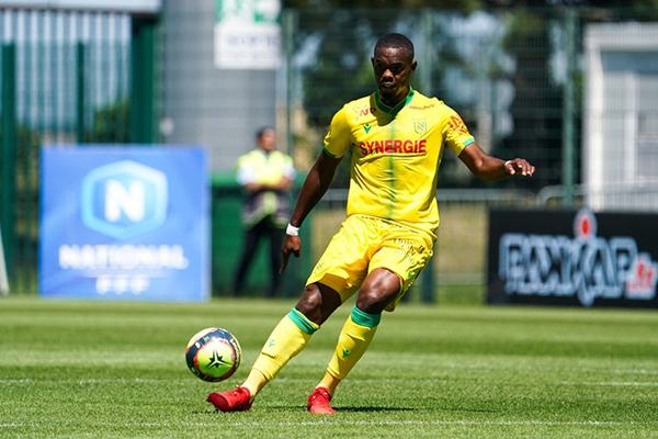 Cyprien aporta al Nantes ese diferencial requerido para que el equipo canario recupere competitividad. (Foto: AFP)