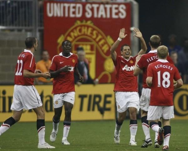 La versión 2010-2011 del Manchester United conjugará con la experiencia y juventud (Foto: spanish.ibtimes.com)