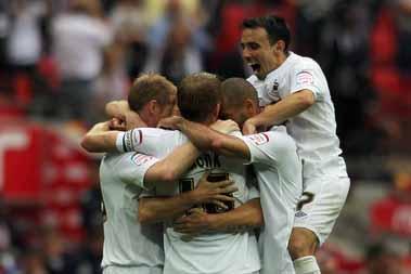 El Swansea City de Galés es uno de los ascendidos para esta temporada. (Foto: Getty Images).