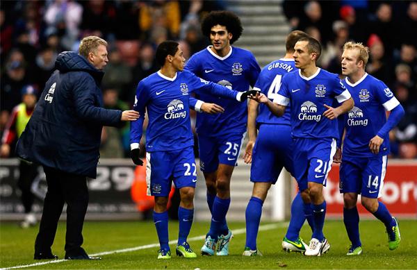 Moyes cerró un ciclo brillante con el Everton. Ahora va por el reto magno de sustituir a Ferguson. (Foto: AFP)