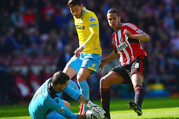 Crystal Palace no quiere pasar apuros con la permanencia. (Foto: AFP)