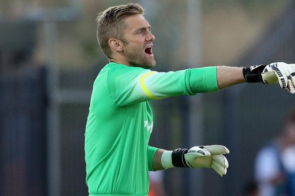 Green fue portero de Inglaterra. (Foto: Sky Sports)