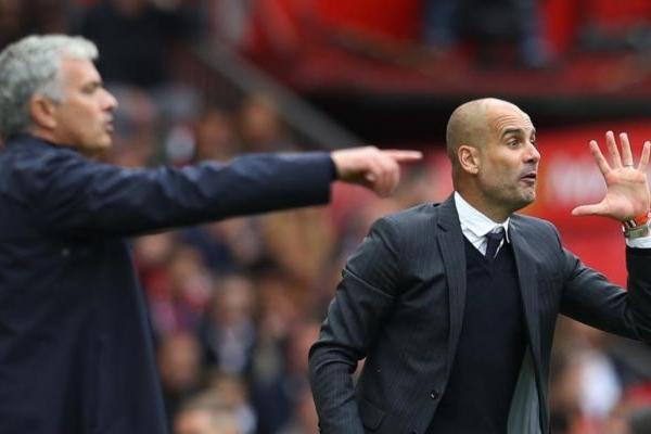 Guardiola y Mourinho han cosechado fanáticos en cada páis por el que pasaron. (Foto: Reuters)