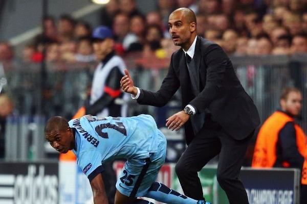 Guardiola tendrá el control total sobre Manchester City. (Foto: AP)
