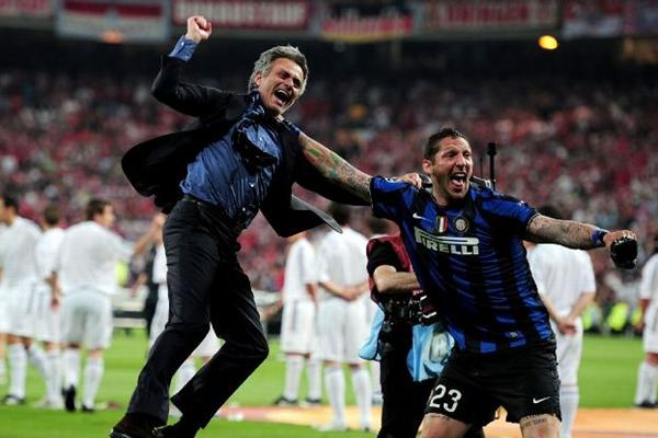 Mourinho ganó dos scudettos con Inter. (Foto: Sky Sports)