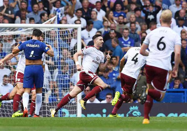 El Burnley tuvo algunos pasajes interesantes en la salvación del año pasado. (Foto: AFP)