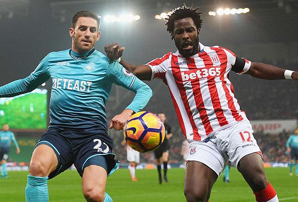 ¿El Swansea o el Stoke City podrán sacar adelante la temporada? (Foto: Getty Images)