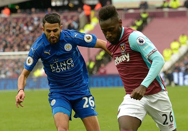 El Leicester ha mantenido la base de su plantel exitoso, pero se mantiene al nivel del West Ham de acuerdo a los pronósticos. (Foto: Getty Images)