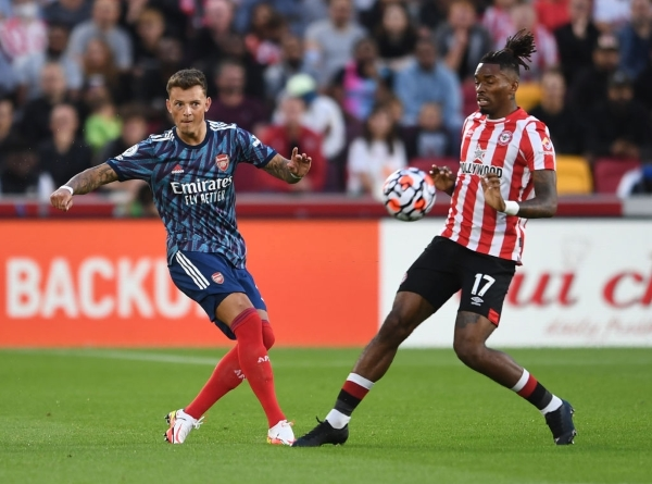 White pasó por la selección y arribó a North London para crecer con el Arsenal. (Foto: AFP)