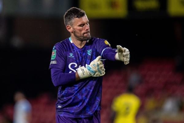 Foster, estandarte del Watford en su lucha por la permanencia. (Foto: AFP)