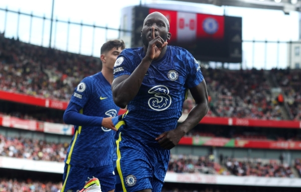 Lukaku ante una revancha personal imprescindible con camiseta blue. (Foto: AFP)