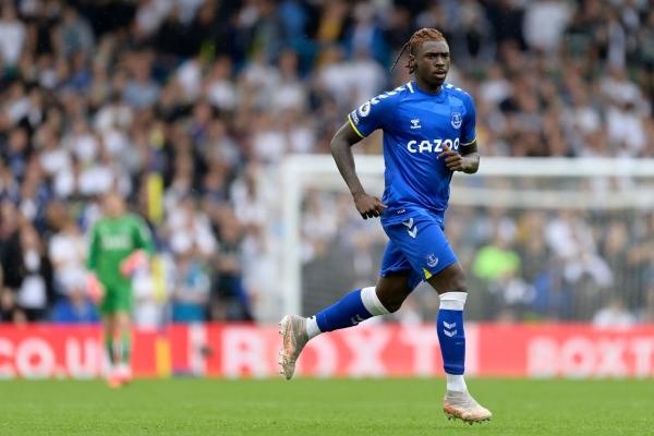 Kean y el todos vuelven para buscar una nueva chance con el Everton. (Foto: AFP)