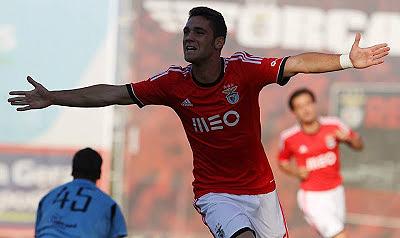 El español Lolo acabó por darle un buen triunfo de visita al Benfica B (Foto: mundotalentoso.com)