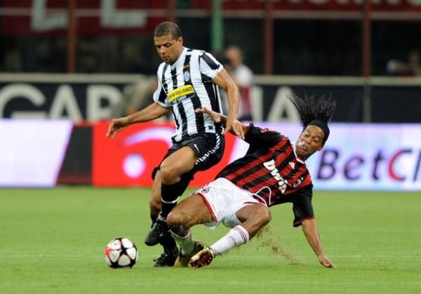 Aunque Diego ha sido más mediático, Felipe Melo es, en realidad, el fichaje más caro de la Juventus para esta temporada (Foto: AFP)
