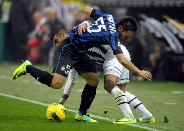 LA MEJOR DE LAS VICTORIAS. La 'Juve' sigue al frente del Calcio tras imponerse por 1-2 al Inter. (Foto: AP )