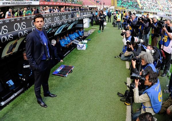 No hay duda que el estar a cargo de un equipo tan importante como lo es el Internazionale de Milán acarrea un peso adicional para cualquier técnico (Foto: AFP)