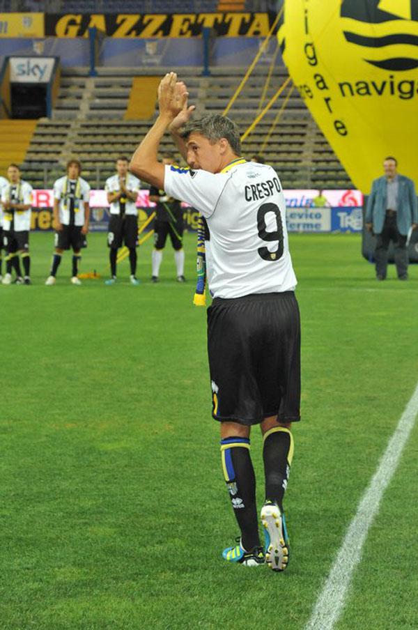 El Parma ha podido armar una plantilla interesante para esta temporada. Buscando siempre no endeudarse, tiene un grupo de jugadores que pueden llevarla a estar entre los lugares de arriba de la próxima Serie A (Foto: fcparma.com).