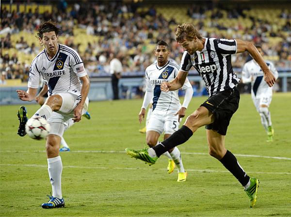 La Juventus va por más en una nueva temporada de la Serie A donde hará su estreno el español Fernando Llorente (Foto: AFP)