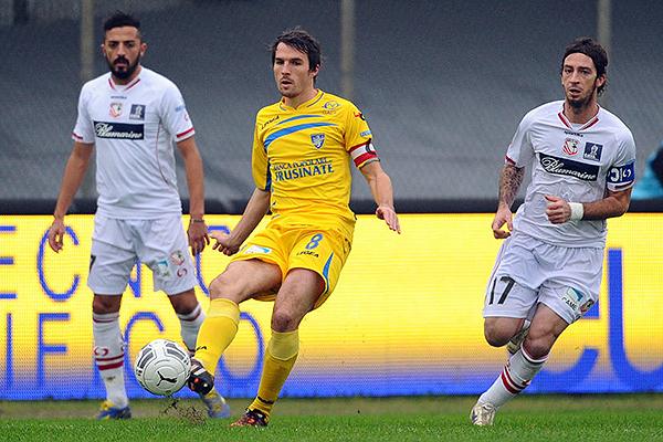 Carpi y Frosinone tienen su primera gran experiencia. (Foto: La Gazzetta dello Sport)