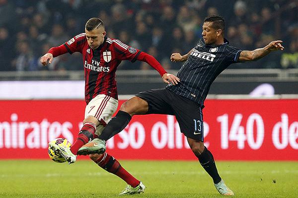El clásico de Milán ya no es como antes. (Foto: AFP)