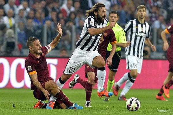 La Roma se perfila como uno de los pocos equipos que puede pelear con la Juventus. (Foto: AFP)