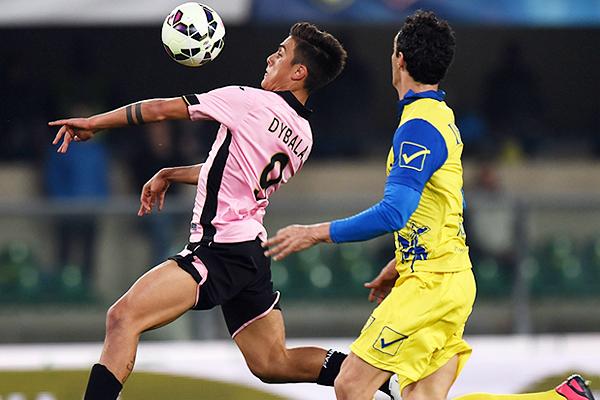Sin Dybala, Palermo va por la sorpresa. (Foto: AFP)
