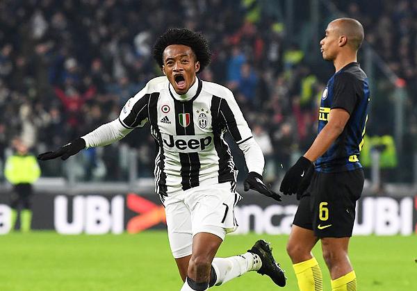 Nuevamente la Juventus fue superior a sus rivales, entre estos al Inter. (Foto: AFP)