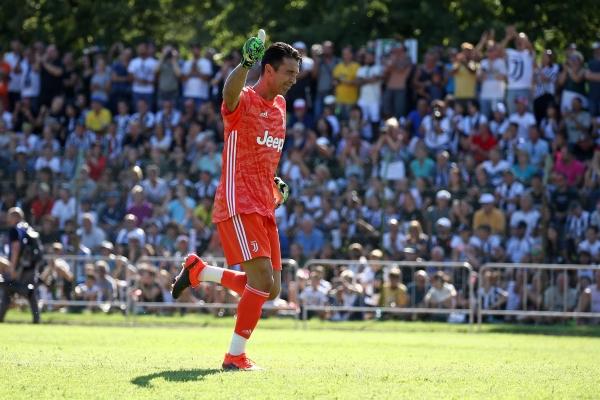 No necesita carta de presentación. (Foto: Prensa Juventus)