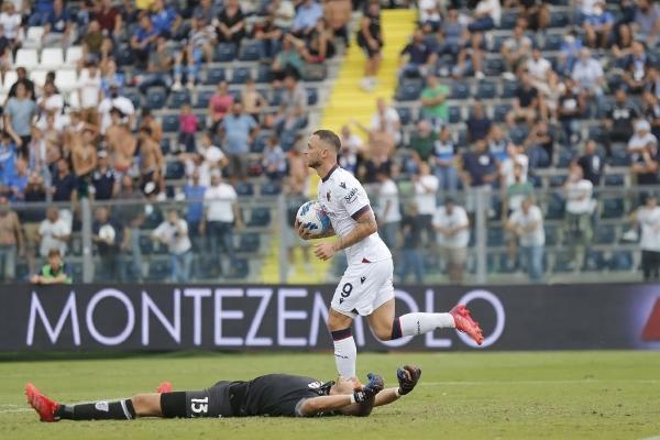 Arnautovic y una segunda oportunidad en el Calcio después de más de una década. (Foto: AFP)
