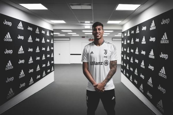 Kaio Jorge, del Brasileirao a Turín para brillar con la Juventus. (Foto: AFP)