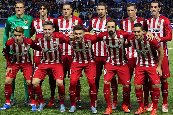 Atlético se mantiene en la cima del torneo. (Foto: AFP)