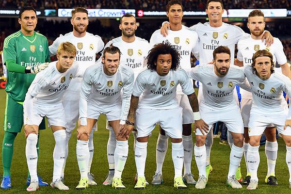Real Madrid se mantiene en la lucha por la Liga. (Foto: AP)