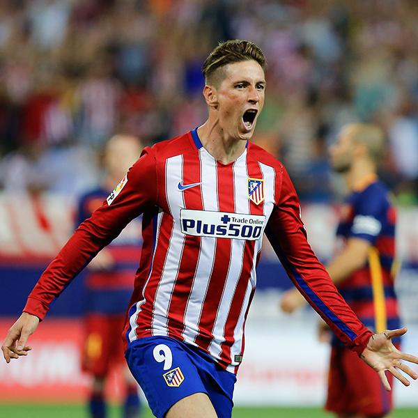 Cuando Fernando Torres acabe su contrato, ¿Atlético tendrá otra alternativa en ataque? (Foto: AFP)
