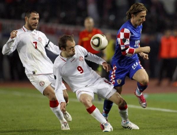 Croacia asoma como una de las selecciones que podría dar el golpe. Su selección tiene el suficiente potencial para lograrlo (Foto: AFP)