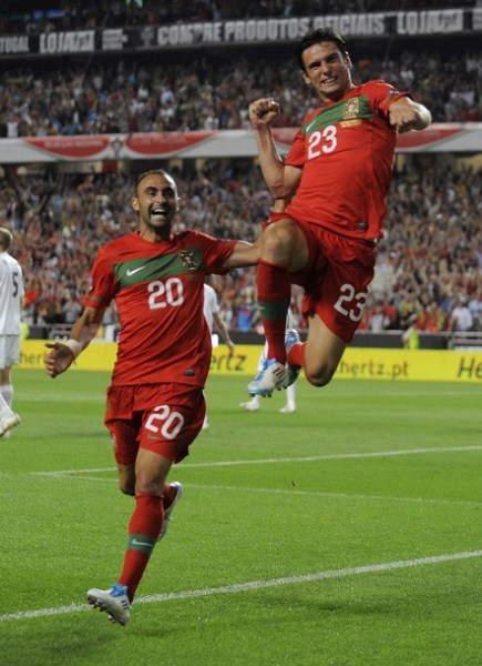 No existe mucha confianza en lo que Podría hacer Portugal durante la Euro. Su juego es muy irregular (Foto: AFP)