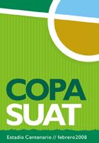 Logotipo oficial de la Copa Suat (Imagen: suat.com.uy)
