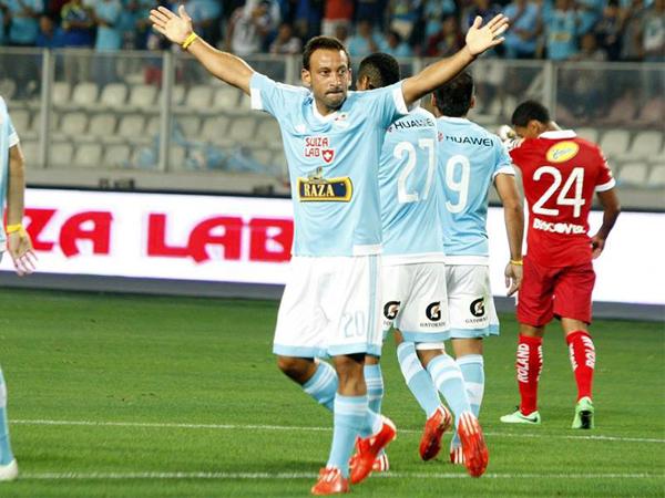 Sergio Blanco fue uno de las más destacados en Sporting Cristal (Foto: Andina)