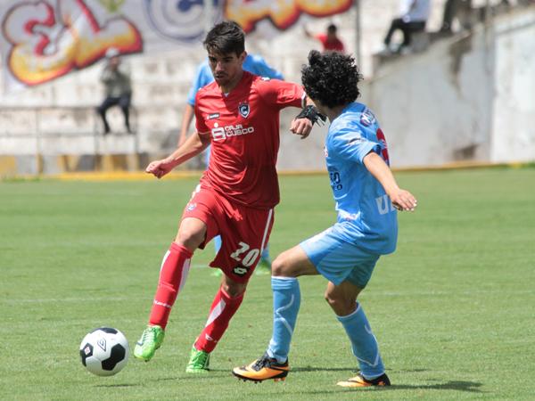 Pierre Larrauri fue uno de los qué mostró mejor juego en Cienciano (Foto: Vanessa Álvarez Sancho)