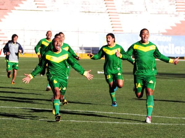 SON UNA AMENAZA. Sport Ancash ya está en semifinales y es un serio candidato al título. (Foto: Diario del Cusco)