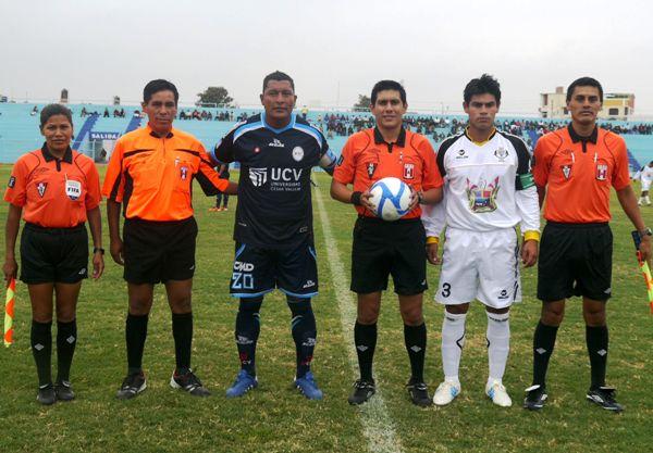 La Fase Preliminar de la Copa del Inca siempre emparejaría a un club profesional con uno amateur, como ocurrió entre Vallejo y Anselmo Bazalar. (Foto: Carmen Villanueva)