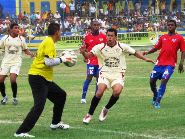 Equipos como Sporting Pizarro podrían llegar a la Copa del Inca si ganan su Liga Superior. (Foto: diario La Hora de Piura)