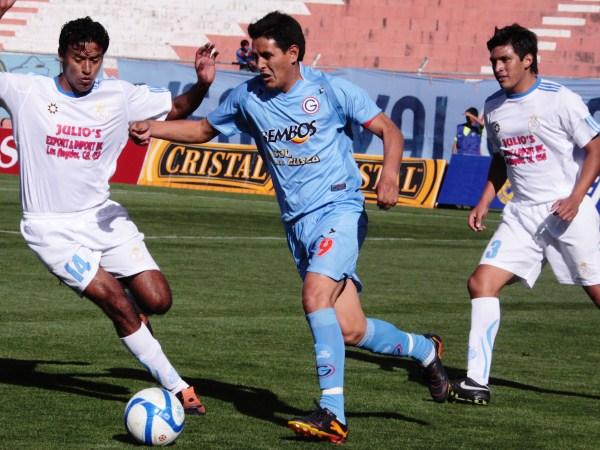 Pasó por Real Garcilaso y jugó el torneo Intermedio de 2011. (Foto: Sol de Cusco)