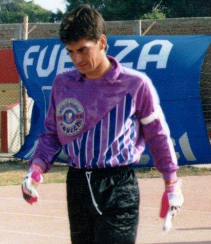 3. IBÁÑEZ. Los primeros pasos del golero en el Perú fueron en el Mansiche (Foto: camannucci.com)