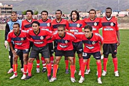 En la imagen se puede apreciar el esbozo de lo que ahora es el Sport Huancayo (Foto: Elber Laureano)