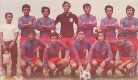 Imagen histórica de San Lorenzo, uno de los equipos más institucionalizados y tradicionales de Chiclayo, que juega el clásico más antiguo de la Ciudad de la Amistad contra Boca Juniors. (Foto: sanlorenzochiclayo.com)