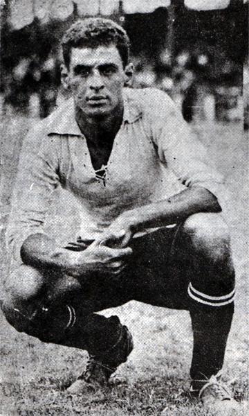 En el tiempo, 'Campolo' Alcalde quedó como el gran referente de aquel Sport Boys que se hizo un nombre entre los grandes (Foto: libro '¡Vamos Boys!', Teodoro Salazar Canaval)