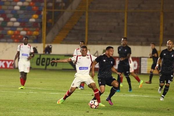 Figuera puede ser el jugador clave para Universitario. Depende de Roberto Chale. (Foto: prensa Universitario)